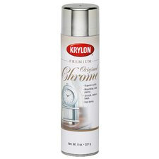 8 Oz Original Chrome Premium Metallic Spray Paint