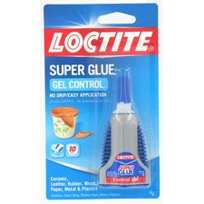4 Grams Super Glue Gel Control™ 234790