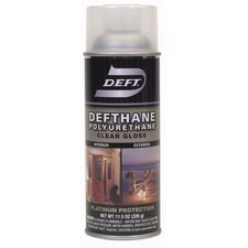 13 Oz Defthane Clear Polyurethane Finish Gloss