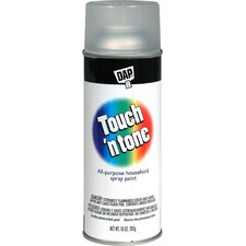10 Oz Clear Acrylic Touch ´N Tone® Spray Paint Gloss