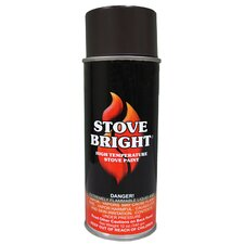 <strong>StoveBright</strong> 12 Oz Golden Fire Brown Stove Bright® High Temperature Aer