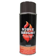 <strong>StoveBright</strong> 12 Oz Glo Brown Stove Bright® High Temperature Aeros
