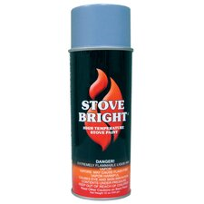 12 Oz Sky Blue Stove Bright® High Temperature Aerosol Paint