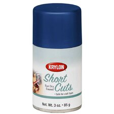 <strong>Krylon</strong> Forever Blue Short Cuts® Spray Paint Gloss