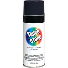 Black Touch ´N Tone® Spray Paint Gloss