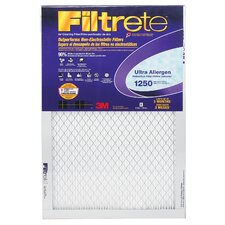 Filtrete Ultra Allergen Furnace Air Filter (Set of 6)