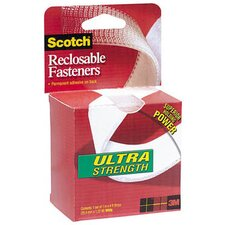 Scotch Ultra Strength Reclosable Fastener