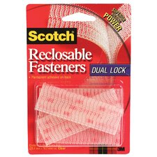 Scotch Reclosable Fastener (2 Count)