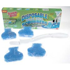Scotch-Brite Disposable Toilet Bowl Srucbber