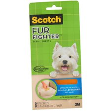 Fur Fighter Refill Sheet (8 Count)