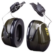 Optime 24 dB NRR Earmuff Cap-Mount Headset