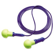 Push-Ins Foam Corded Earplugs