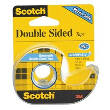 Scotch Double Sided Removable Tape
