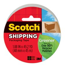 "1.88"" Greener Shipping Tape"
