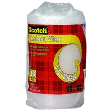 "12"" x 360"" Transparent Scotch Cushion Wrap"