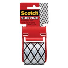 "1.88"" x 13.88 Yards Scotch Shipping Packaging Tape"