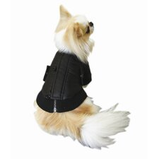 All Weather Dog Jacket in Black