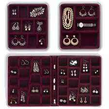 36, 9 and 5 Compartment Jewelry Stax Combo Pack