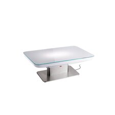 Studio Outdoor Rectangular Glass Coffee Table