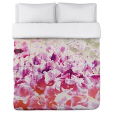 Oliver Gal Gold Spring Duvet Cover Collection