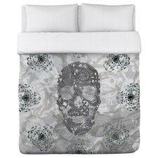 Oliver Gal Blair Skull Duvet Cover Collection