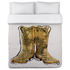 Oliver Gal Made For Walkin' Duvet Cover Collection