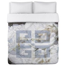 Oliver Gal Dove Duvet Cover Collection