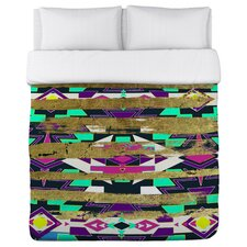 Oliver Gal Navajo Neon Duvet Cover Collection