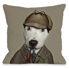 Pets Rock Detective Pillow