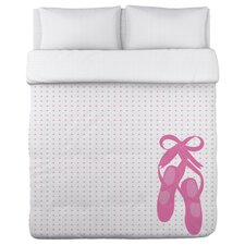Bella Ballet Slippers Duvet Cover Collection