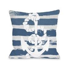 Anchored to the Ocean Pillow