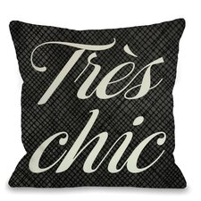 Tres Chic Pillow