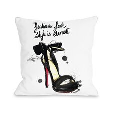 Fashions Fade Pillow