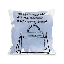 The Best Things Pillow