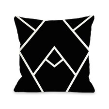 Mountain Peak Pillow