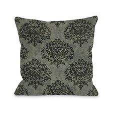 Haunted Filigree Pillow