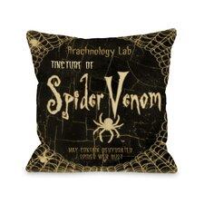 Spider Venom Pillow
