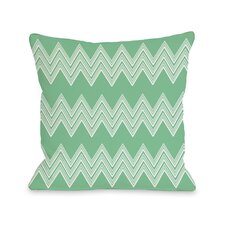 Juniper Multi Chevron Pillow
