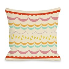 Lilly Scallops Pillow