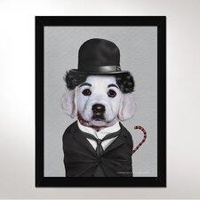 Tramp Framed Graphic Art