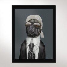 Fashion Framed Graphic Art