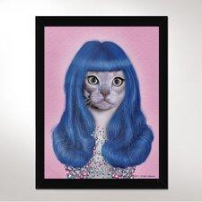 Gurl Framed Graphic Art