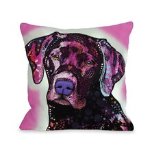 Doggy Décor Lab Pillow