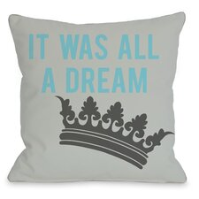 All A Dream Version 1 Pillow