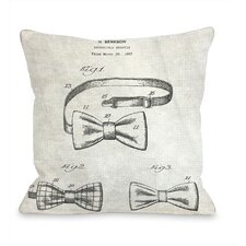 Necktie 1923  Pillow