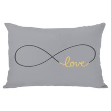 Infinite Love Lumbar Pillow