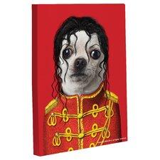 Pets Rock Pop Graphic Art on Canvas