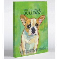 Doggy Decor French Bulldog 1 Graphic Art on Canvas