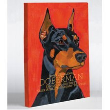 Doberman 1 Wall Decor