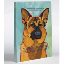 Doggy Decor German Shepherd 1 Graphic Art on Canvas